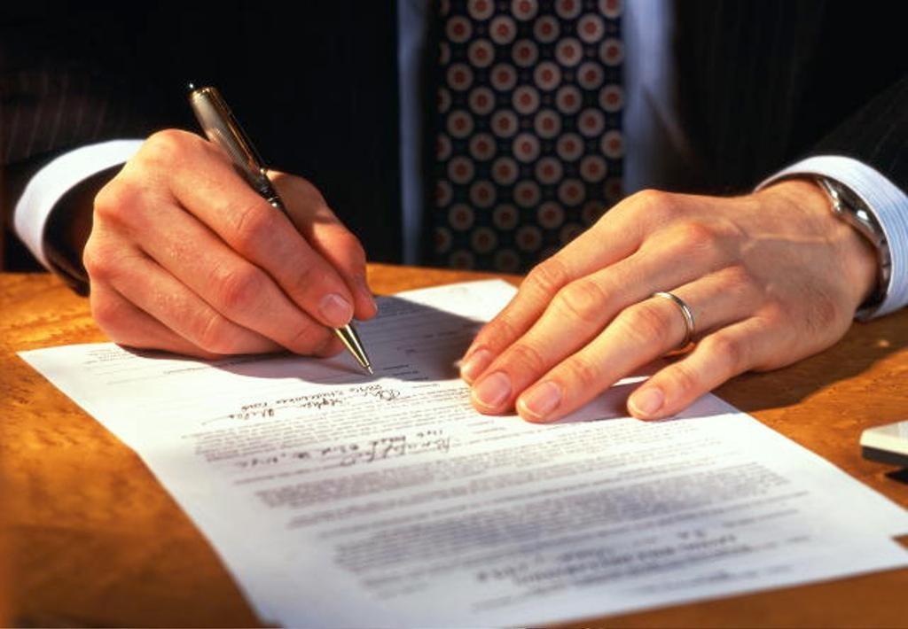 Порядок оформления завещания у нотариуса