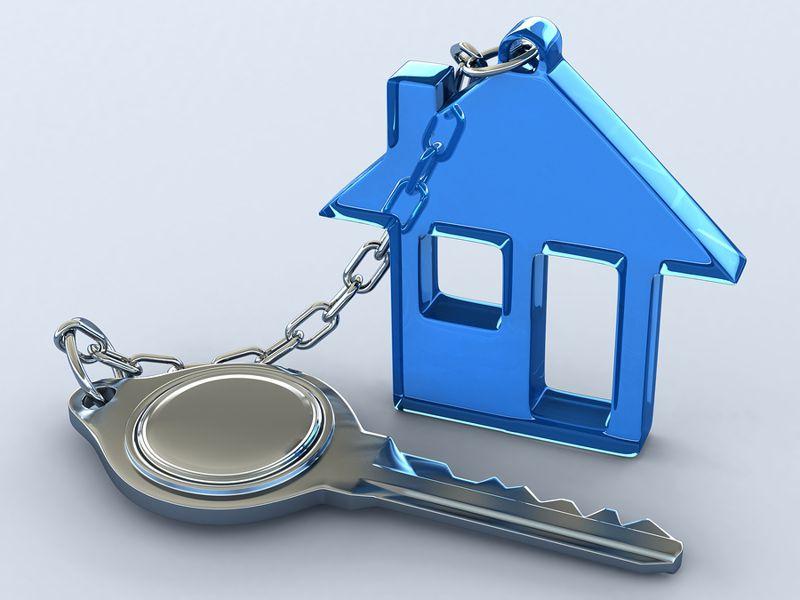 Мкет частного дома и ключ