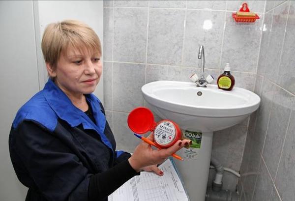 Проверка счетчиков на воду на дому основные преимущества