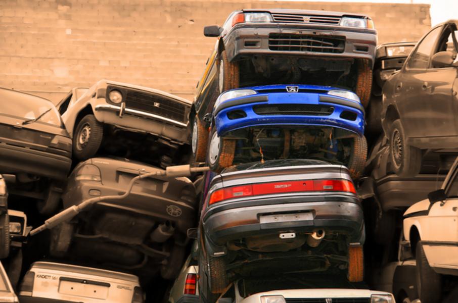 Как сдать машину на утилизацию полезные советы