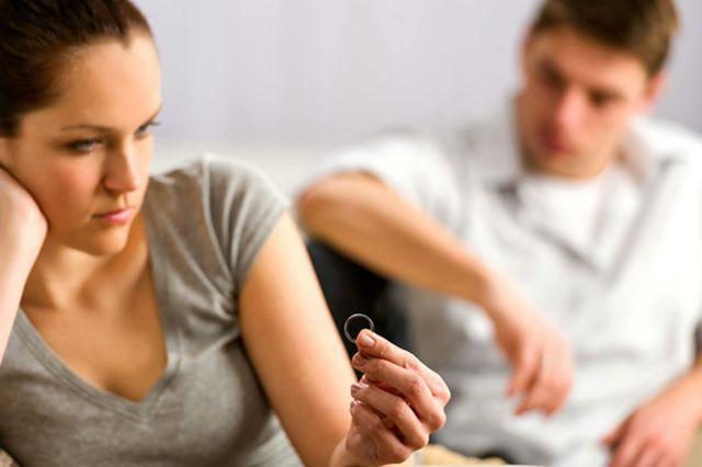 Разлад между супругами