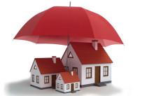 Домик под зонтиком