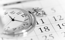 Часы и календарь