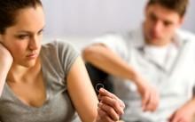 Порядок подачи заявления на развод